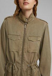 Esprit - Summer jacket - light khaki - 3