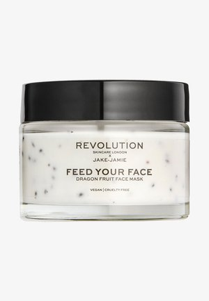 REVOLUTION SKINCARE X JAKE – JAMIE DRAGON FRUIT FACE MASK - Masker - -
