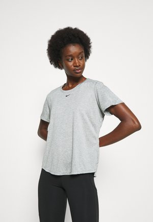 ONE - Camiseta básica - particle grey heather/black