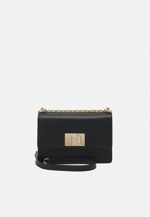MINI CROSSBODY - Olkalaukku - nero