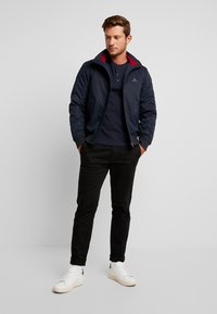 GANT - THE HAMPSHIRE JACKET - Bomber Jacket - navy - 1