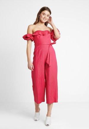 BRANDY BARDOT - Jumpsuit - hot pink