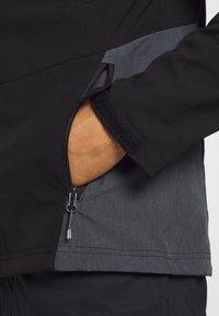 Icepeak - BENDON - Soft shell jacket - black - 5