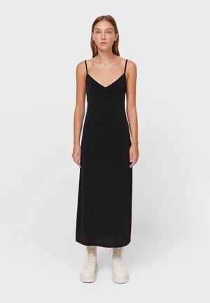IN -OPTIK  - Jersey dress - black