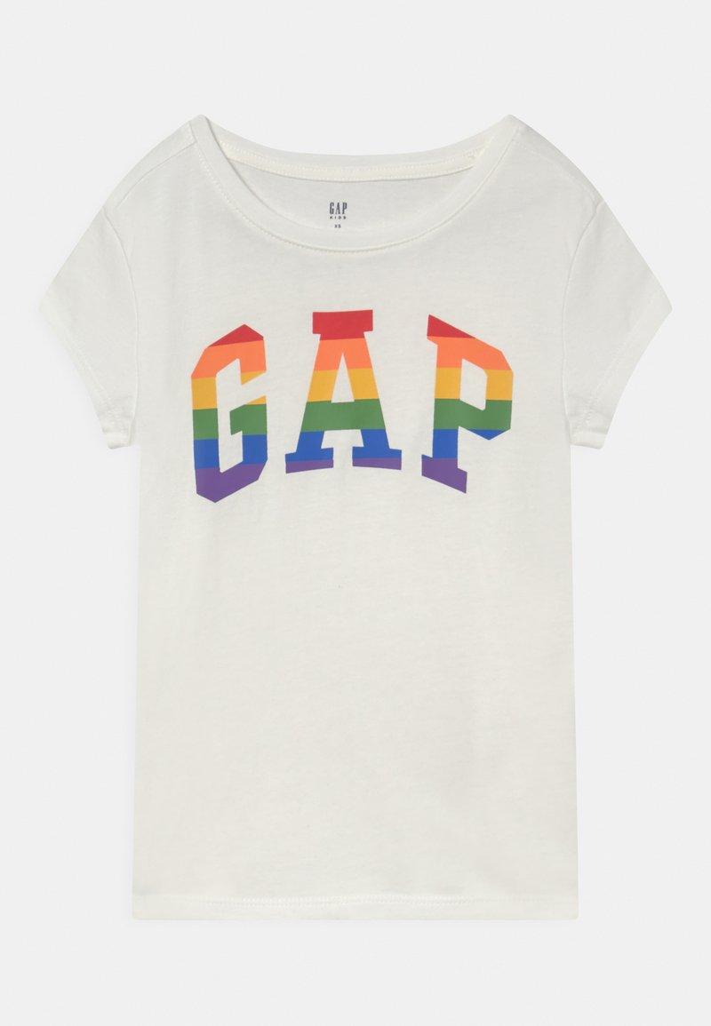 GAP - GIRLS PRIDE - Print T-shirt - new off white