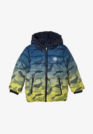 FUNKTIONS MIT PRINT - Winter jacket - light yellow