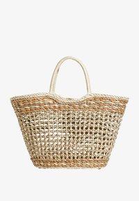 OYSHO - Tote bag - camel - 0