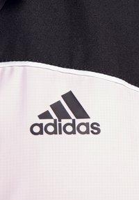 adidas Performance - Training jacket - black/clear pink - 4