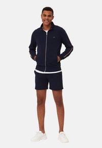 Lexington - Zip-up sweatshirt - dark blue - 1
