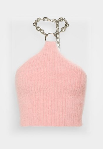 LINKED - Topper - pink