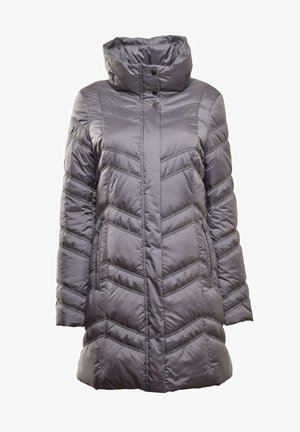 Winter coat - platin