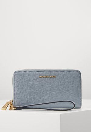 FLAT CASE - Wallet - pale blue