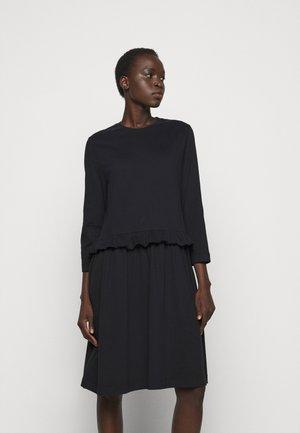 CURL - Jersey dress - black