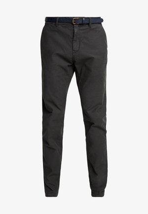 STUART CLASSIC - Chino kalhoty - charcoal