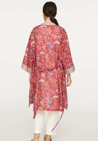 OYSHO - Summer jacket - red - 2