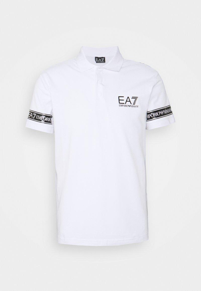 EA7 Emporio Armani - Poloshirts - white