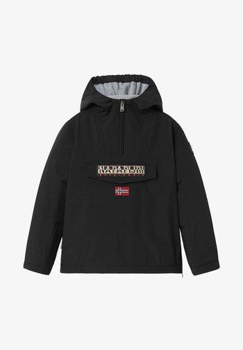 RAINFOREST WIRED TANGO - Light jacket - black 041