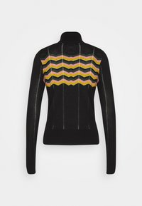 King Louie - ROLLNECK - Jumper - black - 1