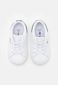 Lacoste - LEROND  - Tenisky - white/black - 3