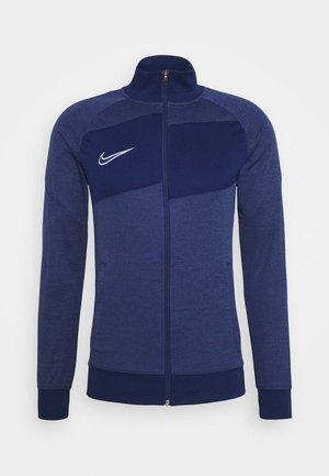 DRY ACADEMY - Sportovní bunda - blue void/white