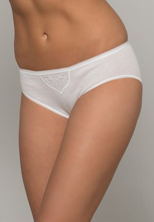 COTTON ESSENTIALS 2 PACK - Slip - white
