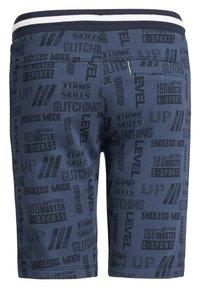 WE Fashion - Shorts - dark blue - 4