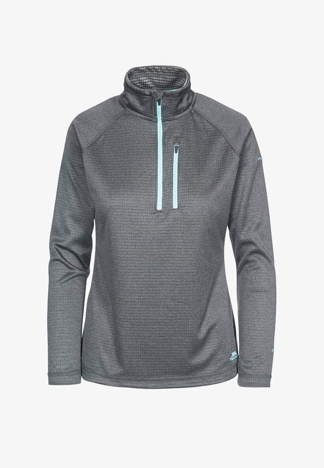LOPEZ  - Long sleeved top - grey