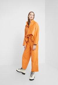 CLOSED - THEKLA - Leather jacket - mango - 1