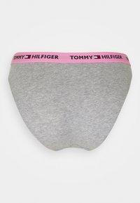 Tommy Hilfiger - BIKINI - Briefs - mid grey heather - 6
