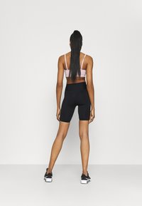 Nike Performance - ONE LUXE - Tights - black - 2