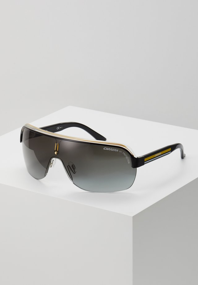 TOPCAR  - Sunglasses - black/yellow