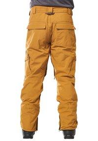 Light Boardcorp - FUSE - Pantalon cargo - brown - 1