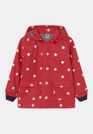 TRALALA - Waterproof jacket - red