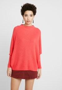 Gerry Weber - PULLOVER ARM - Stickad tröja - rouge red - 0