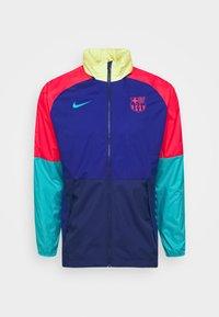 Nike Performance - FC BARCELONA - Club wear - deep royal blue/blue void/oracle aqua - 7