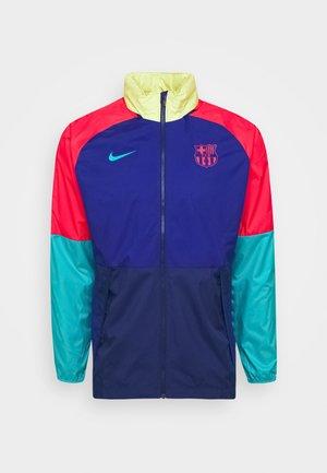 FC BARCELONA - Club wear - deep royal blue/blue void/oracle aqua