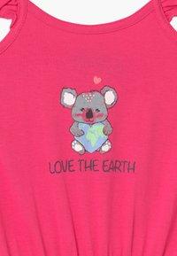 Blue Seven - SMALL GIRLS LOVE EARTH KOALA - Tuta jumpsuit - pink - 2