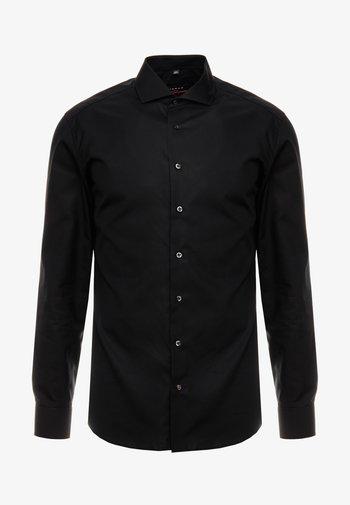 SLIM FIT - Camisa elegante - black