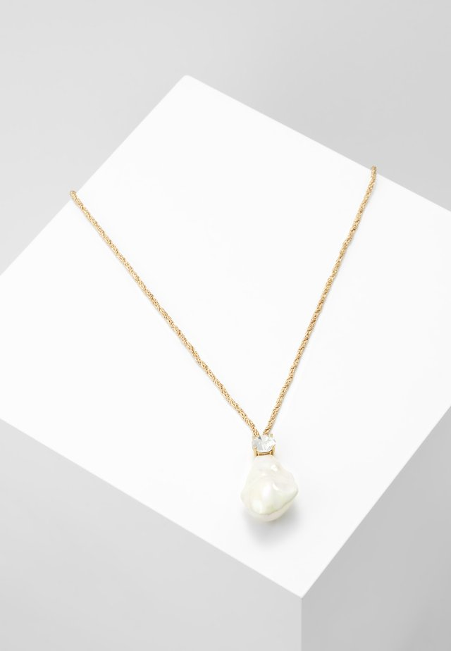 POTENTE - Necklace - perlweiss
