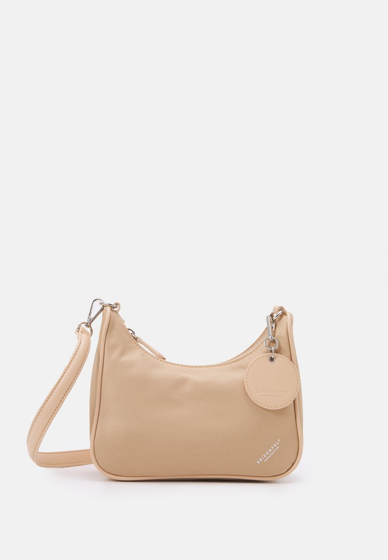 Seidenfelt - POSIO - Handbag - sand