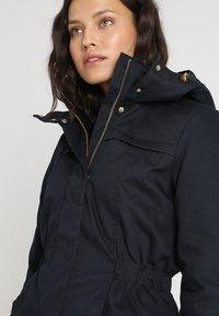 Modström - Style: Frida - Short coat - navy noir - 3