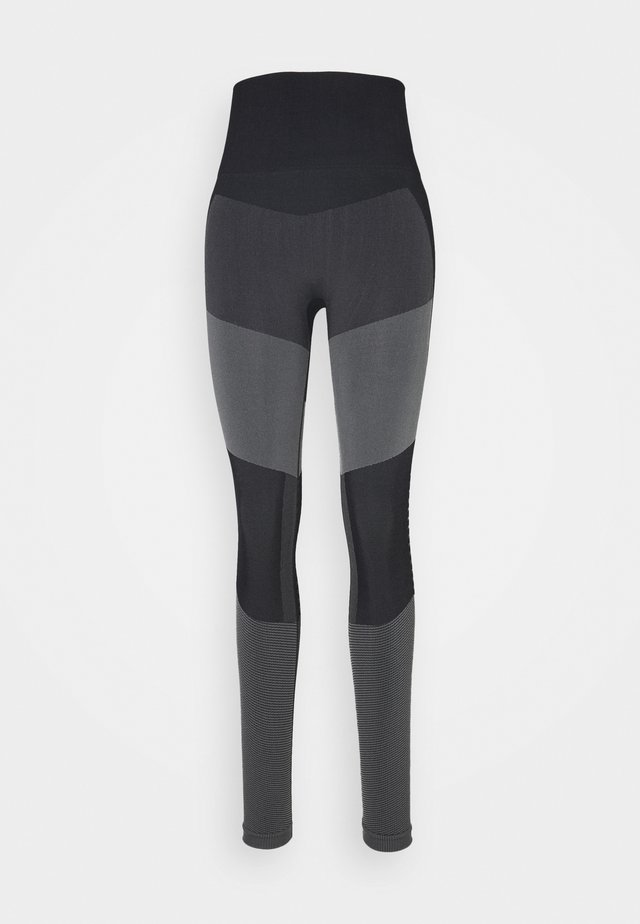 THE MOTION LEGGING - Tights - grey