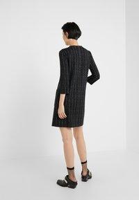 MAX&Co. - COSMO - Jumper dress - black pattern - 2