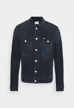 TRUCKER JACKET COBBS - Džínová bunda - blue denim