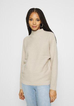 VIRAMAS - Sweter - simply taupe