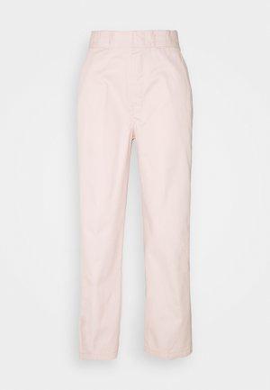 ELIZAVILLE - Trousers - light pink