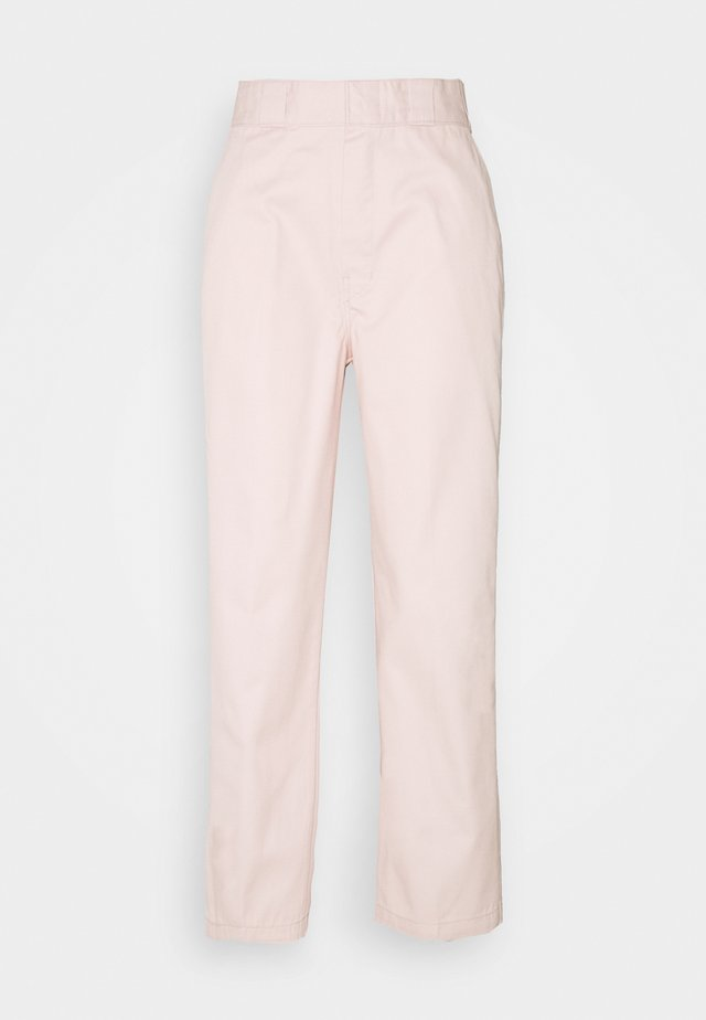 ELIZAVILLE - Stoffhose - light pink