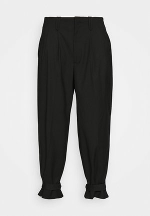 AIDA - Pantalones - black