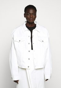 MM6 Maison Margiela - JACKET - Giacca di jeans - off white - 0