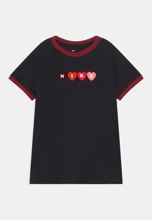 RINGER LOVE - Print T-shirt - black